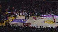 Lakers Maçında Orta Sahadan Basket Atarak $95,000 Kazanan Şanslı Adam
