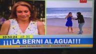 Canlı Yayında Muhabirin Bikinisi Düştü