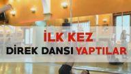 İlk Kez Striptiz Yapan Türkler