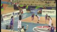 Maçta Beyni Duran Kadın Basketbolcular