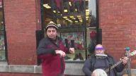 Amerika Sokaklarında Dans Eden İdris Usta