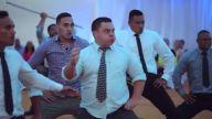 Düğünde Haka Dansı Yapan Çılgın Çift