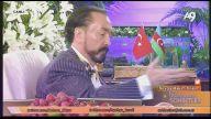 Adnan Oktar'dan müthiş dans!