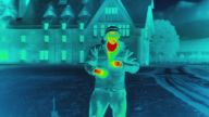 Termal Kamera ile Bakıldığında Vücudunuz Karlı Bir Havada Bu Şekilde Isı Kaybediyor