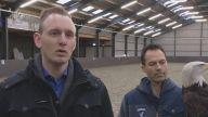 Hollanda Polisinin Yasadışı Uçan Drone'lara Karşı Silahı Bir Kartal