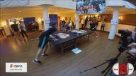 Pinpon Masasında Oynanan Kafa Tenisinden En İyi 10 Hareket