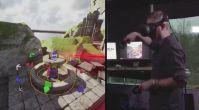 Unreal Oyun Motorunda VR İçinde VR Yapan Oyun Geliştiricileri