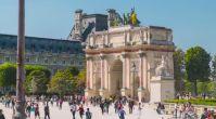 Timelapse Görüntülerle Muhteşem Paris Turu
