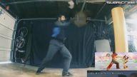 Gerçek Hayatta Jin Kazama'nın Taekwondo Stillerini Yapan Adam