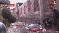 Diyarbakır Sur'da Pkk'lı teröristler böyle teslim oldu!