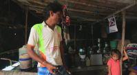 Hindistan'daki Tuvalet Gibi Kullanılan Plaj
