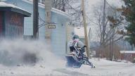 Kar Motoruyla Şehrin Altını Üstüne Getiren Levi LaVallee ile Tanışın