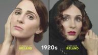 İrlanda Kadınının 100 Yıllık İnanılmaz Değişimi