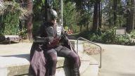 Ukuleleli Batman vs Gaydalı Superman Arasındaki Müzik Atışması