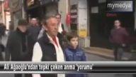 Ali Ağaoğlu'ndan Tepki Çeken Anma Yorumu