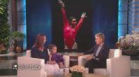 Aklınızı Başınızdan Alacak 3 Yaşındaki Jimnastik Mucizesi Ufaklık