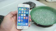 iPhone 6SE Tavada Haşlama Testi