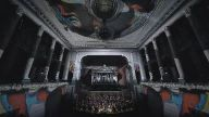 Çek Filarmoni Orkestrasının Muhteşem Projeksiyon Gösterisi