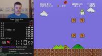 Super Mario'da En Hızlı Bitirme Rekorunu Kıran Çocuk