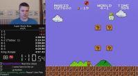 5 Dakikadan Kısa Bir Sürede Mario Oyununu Bitiren Dünyanın En Hızlı Oyuncusu