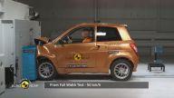 Euro NCAP kaza testi görüntüleri