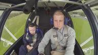 İlk Uçuş Deneyimini Abisiyle Birlikte Yaşayan Williams Sendromlu Çocuğun Müthiş Keyfi