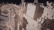 Game of Thrones Dizisinin Açılışını Kağıttan Yapan Harika İnsanlar
