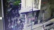 Bursa'da Canlı Bomba'nın Patlama Anı Kamerada...