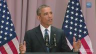 Obama'ya Demeçlerinden Panda Şarkısını Söylettiler