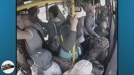 Otobüsteki Tacizci Adam Kadınlar Tarafından Linç Edildi