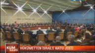 AKP'DEN İSRAİL'E NATO JESTİ İsrail'e tek veto da kaldırıldı/ Türkiye AKP içindeki koltuk kavgasıyla uğraşırken kritik adım