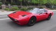Dünyanın İlk Elektrikli Ferrari'si