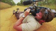 Kameralara Poz Veren Kertenkele