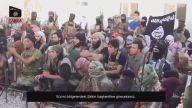 İŞİD Komutanının Operasyon Konuşması