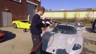 Dünyanın En İyi ve En Pahalı Araba Yıkayıcısı