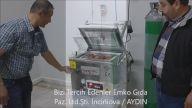 Gazlı vakum makinesi MAP kase ambalaj Vakum makinası fiyatları