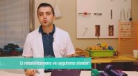 El rehabilitasyonu ve uygulama alanları