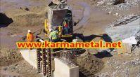 KARMA METAL-Profesyonel Kule Vinç forklift Beton Kovası imalatı