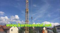 Profesyonel tasarımlı beton kovası imalatı - KARMA METAL