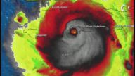 Matthew Kasırgasının Uydu Görüntüsü Tüyler Ürpertti. ''hızı 250 Km''