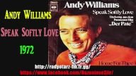 Andy Williams Speak Softly Love