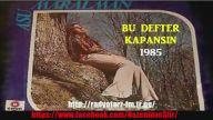 ASU MARALMAN  Bu defter kapansın 1985 söz müzik yorum MUHTEŞEM