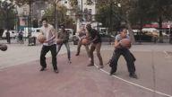 Basketbol Topuyla Dubstep Müzik Yapmak!
