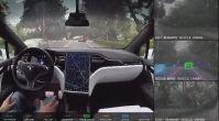 Otonom Araçlar Çevreyi Nasıl Algılıyor - Tesla