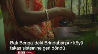 Hindistan'daki nakit krizi takası geri getirdi