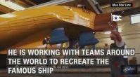 Çin, Titanik'in Replikasını Yapıyor