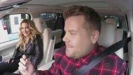 Madonna, James Corden ile Carpool Karaoke Yaptı