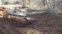 M1 Abrams'ın Çamurla İmtihanı