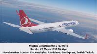 Türk Hava Yolları ( THY ) Hakkında - Wiki - Birucak.com