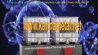 Kimyasal madde dolapları için taban küvet Paslanmaz çelik kimyasal toplama paleti KARMA METAL